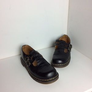 Dr Marten Mary Janes Made in ENGLAND UK 8 = US 10